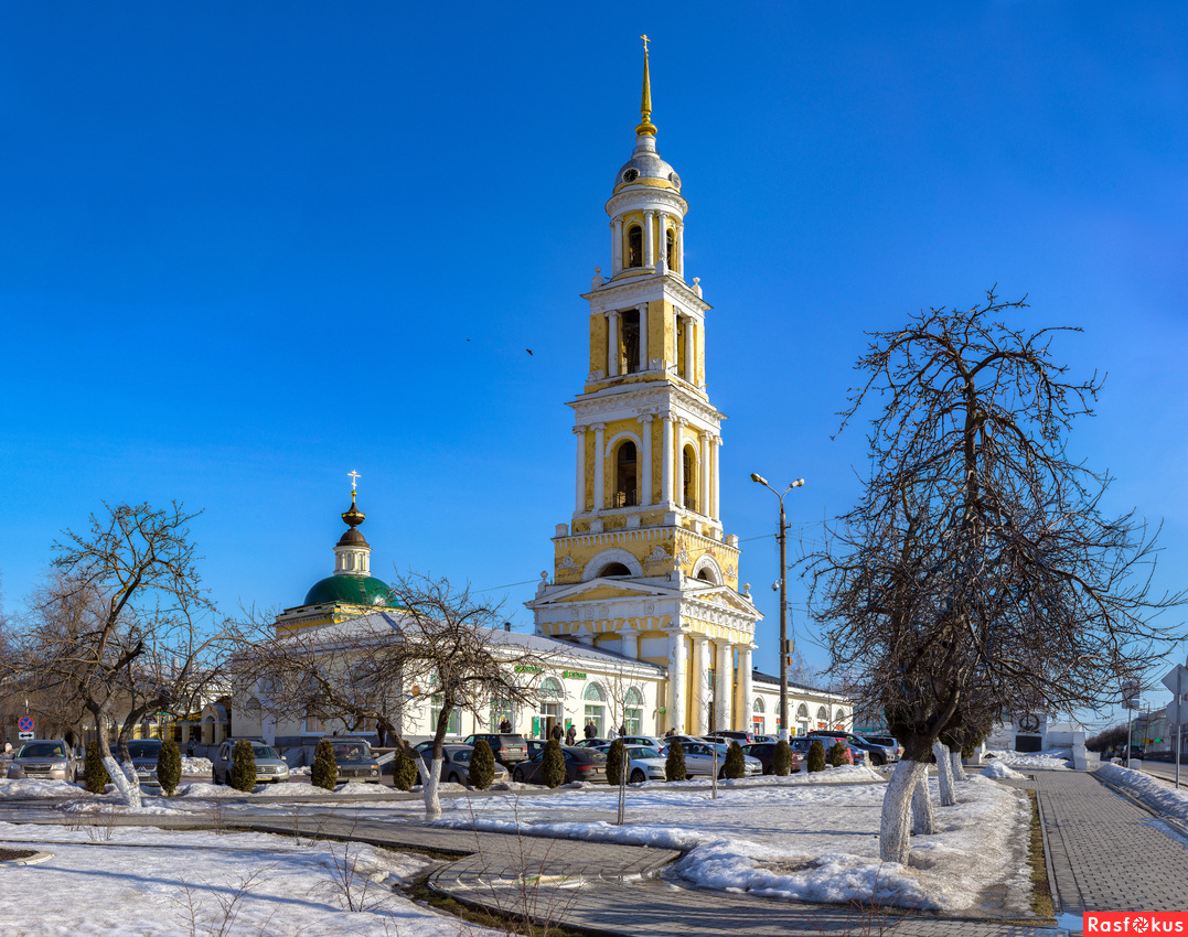 Иоанно-Богословский храм г. Коломна